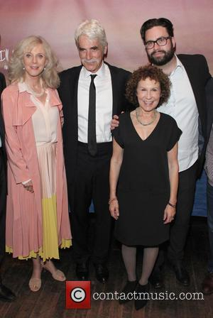 Andrew Karpen (ceo Bleecker Street), Blythe Danner, Sam Elliott, Rhea Perlman, Brett Haley (director) and Marc Basch (co-writer)