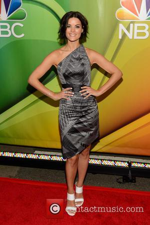 Jaimie Alexander - NBC Upfront 2015 at Radio City - New York, New York, United States - Monday 11th May...