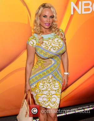 Coco Austin - NBC Upfront 2015 at Radio City - New York, New York, United States - Monday 11th May...