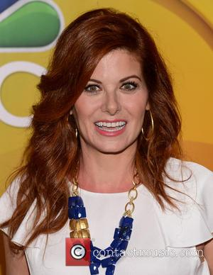 Debra Messing - NBC Upfront 2015 at Radio City - New York, New York, United States - Monday 11th May...