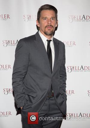 Ethan Hawke - Stella by Starlight, The Stella Adler Studio Of Acting's 10th Annual Fundraising Gala - Arrivals at 15...