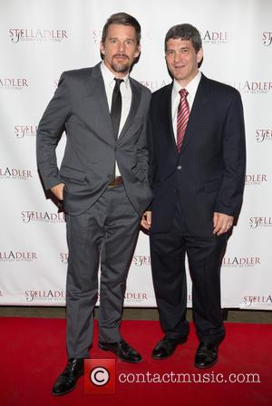 Ethan Hawke and Tom Oppemheim