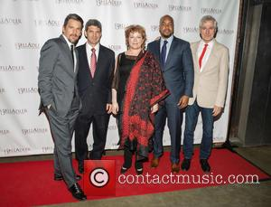 Ethan Hawke, Tom Oppemheim, Kate Mulgrew, Trymaine Lee and John Patrick Shanley