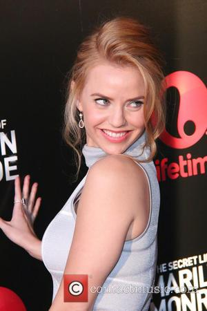Kelli Garner - Screening of 'The Secret Life of Marilyn Monroe' - Arrivals at The Theatre at The Ace Hotel...