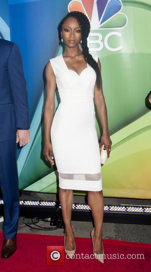 YaYa Dacosta - A host of stars were snapped as they arrived to Radio City Music Hall for the NBC...