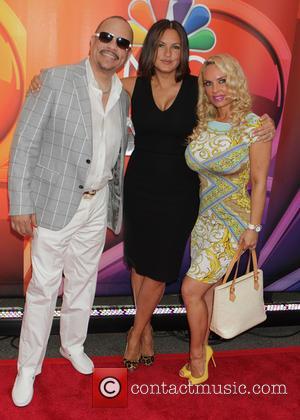 Mariska Hargitay, Ice T and Coco Austin