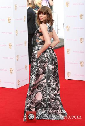 Ophelia Lovibond - House Of Fraser British Academy Television Awards (TV BAFTA) 2015 - Arrivals - London, United Kingdom -...