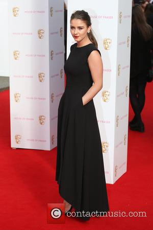 Brooke Vincent - House Of Fraser British Academy Television Awards (TV BAFTA) 2015 - Arrivals - London, United Kingdom -...