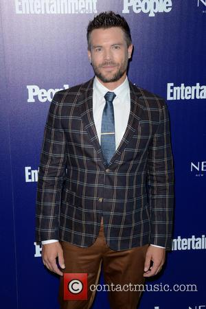 Entertainment Weekly and Charlie Weber