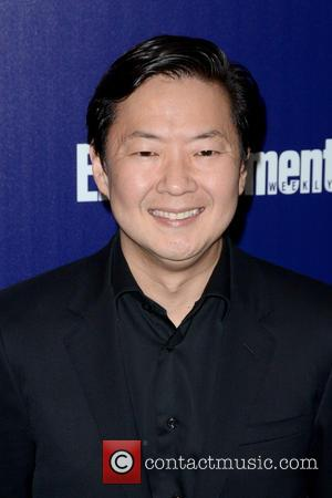 Ken Jeong - Entertainment Weekly And PEOPLE Celebrate The New York Upfronts - Arrivals - Manhattan, New York, United States...