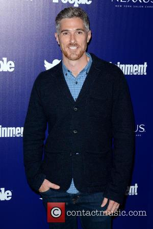 Dave Annable - Entertainment Weekly And PEOPLE Celebrate The New York Upfronts - Arrivals - Manhattan, New York, United States...