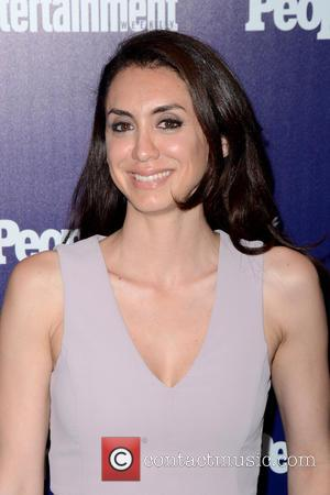 Mozhan Marno - Entertainment Weekly And PEOPLE Celebrate The New York Upfronts - Arrivals - Manhattan, New York, United States...