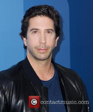 David Schwimmer - A host of stars were photographed as they arrived for the FOX 2015 Upfront event which was...