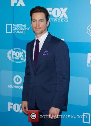 Matt Bomer - A host of stars were photographed as they arrived for the FOX 2015 Upfront event which was...
