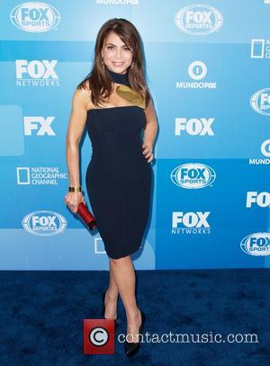Paula Abdul - A host of stars were photographed as they arrived for the FOX 2015 Upfront event which was...