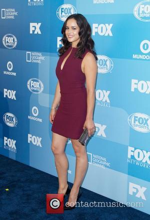 Melissa Fumero - A host of stars were photographed as they arrived for the FOX 2015 Upfront event which was...