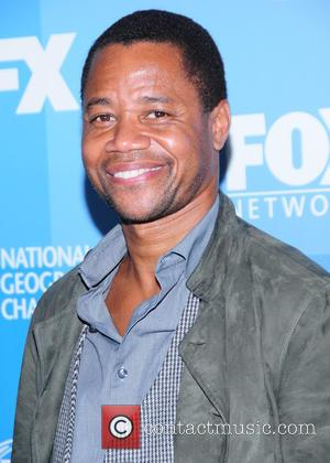 Cuba Gooding Jr. - A host of stars were photographed as they arrived for the FOX 2015 Upfront event which...