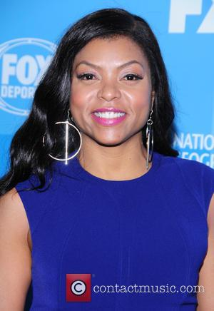 Taraji P. Henson - A host of stars were photographed as they arrived for the FOX 2015 Upfront event which...