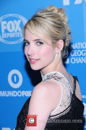 Emma Roberts - A host of stars were photographed as they arrived for the FOX 2015 Upfront event which was...