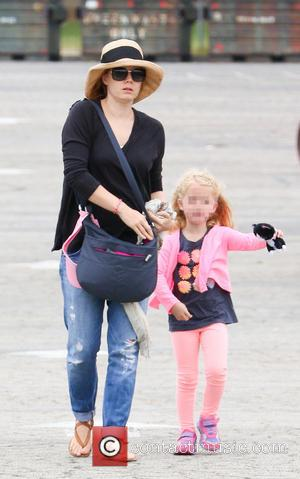 Amy Adams and Aviana Olea Le Gallo