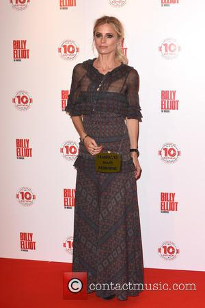 Laura Bailey - Billy Elliot the musical 10th Anniversary at the Victoria Palace Theatre - Arrivals. at Palace Theatre -...