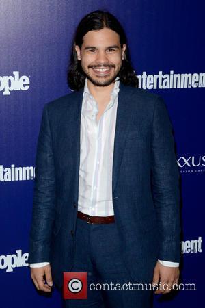 Entertainment Weekly and Carlos Valdes