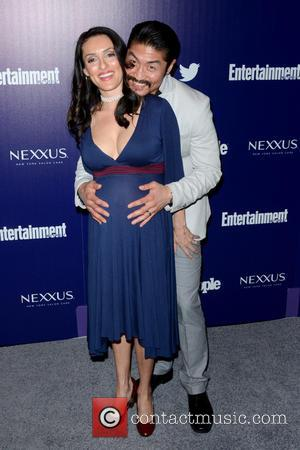 Brian Tee - Entertainment Weekly And PEOPLE Celebrate The New York Upfronts - Arrivals - Manhattan, New York, United States...