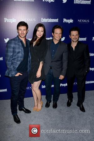 Eoin Macken, Scott Wolf and Freddy Rodriguez