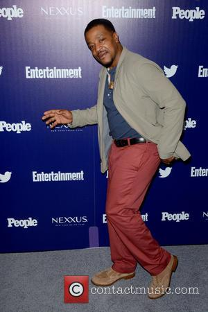 Entertainment Weekly and Russell Hornsby