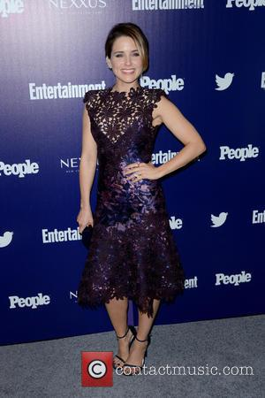Sophia Bush - Entertainment Weekly And PEOPLE Celebrate The New York Upfronts - Arrivals - Manhattan, New York, United States...