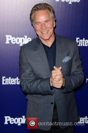 Don Johnson - Entertainment Weekly And PEOPLE Celebrate The New York Upfronts - Arrivals - Manhattan, New York, United States...