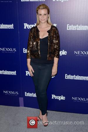 Bonnie Somerville - Entertainment Weekly And PEOPLE Celebrate The New York Upfronts - Arrivals - Manhattan, New York, United States...