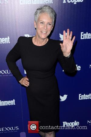 Jamie Lee Curtis - Entertainment Weekly And PEOPLE Celebrate The New York Upfronts - Arrivals - Manhattan, New York, United...