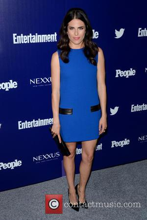 Karla Souza - Entertainment Weekly And PEOPLE Celebrate The New York Upfronts - Arrivals - Manhattan, New York, United States...