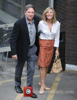 Glynis Barber and Michael Brandon