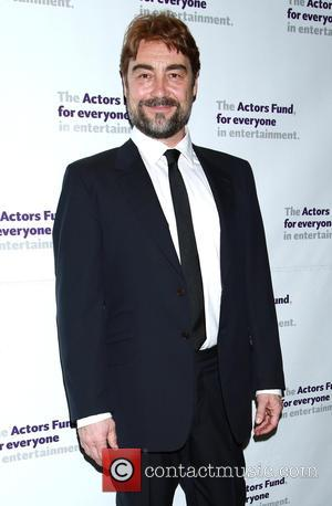 Nathaniel Parker - A host of stars were snapped upon arrival to the 2015 Actors Fund Gala which was held...