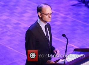 David Hyde Pierce - The 2015 Actors Fund Gala held at the New York Marriott Marquis Hotel - Presentation. at...