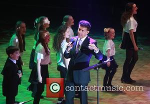 Brian Stokes Mitchell and Broadway Youth Ensemble