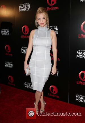 Kelli Garner - A variety of celebrities were snapped as they attended Lifetime's Miniseries