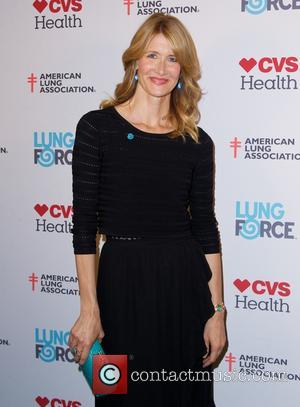 Laura Dern - Lung Force kicks off national women's lung health week at Tribeca Grand Hotel in New York City...
