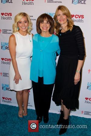 Kellie Pickler, Valerie Harper and Laura Dern