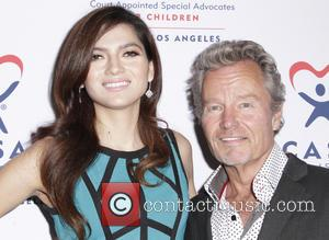 Blanca Blanco and John Savage - CASA of Los Angeles hold the 3rd 'An Evening to Foster Dreams' - Arrivals...