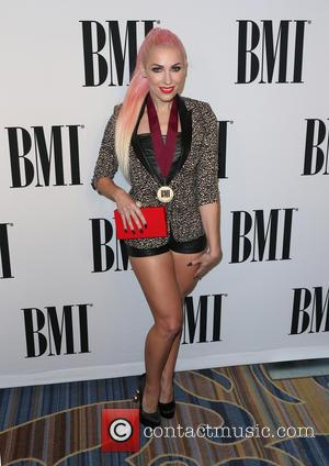 Bonnie McKee - 63rd Annual BMI Pop Awards - Arrivals at Regent Beverly Wilshire Hotel - Beverly Hills, California, United...