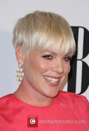 P!nk and Alecia Moore - 63rd Annual BMI Pop Awards - Arrivals at Regent Beverly Wilshire Hotel - Beverly Hills,...