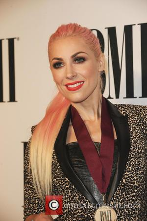 Bonnie McKee - A variety of musical artists were photographed as they arrived for the 63rd Annual BMI Pop Awards...