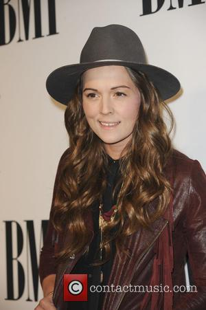 Brandi Carlile - A variety of musical artists were photographed as they arrived for the 63rd Annual BMI Pop Awards...