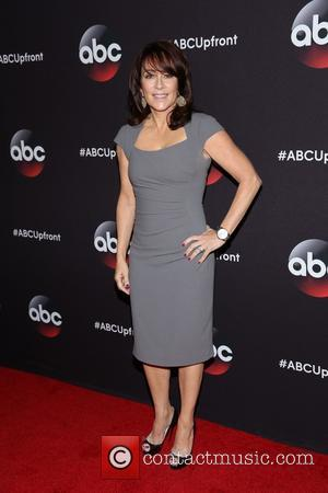 Patricia Heaton - A variety of stars were snapped as they took to the red carpet for the ABC Upfront...