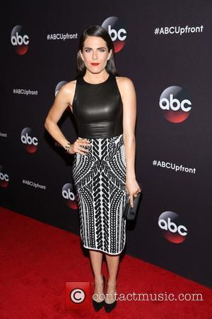 Karla Souza - A variety of stars were snapped as they took to the red carpet for the ABC Upfront...