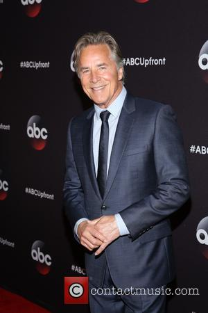 Don Johnson - A variety of stars were snapped as they took to the red carpet for the ABC Upfront...
