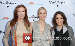 Marcia Cross, Kelly Rutherford and Marianne Williamson - A host of stars were snapped as they arrived for the Children's...